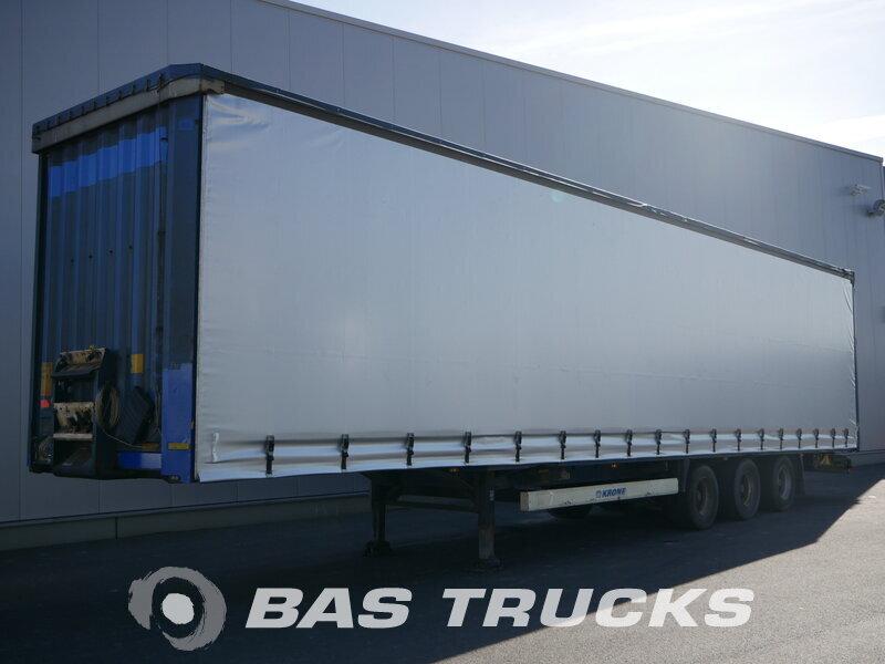 photo of Used Semi-trailer Krone SDP 27 Axels 2010