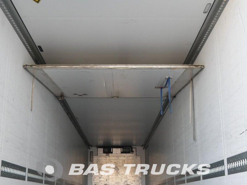 photo of Used Semi-trailer Schmitz Blumenbreit Trennwand Doppelverdampfer SKO24 Axels 2012