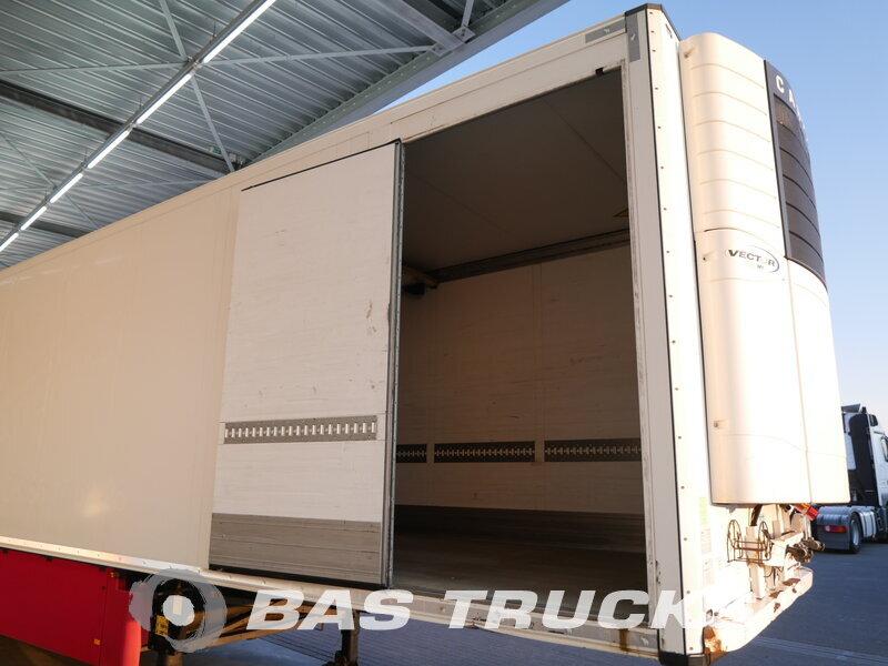 photo of Used Semi-trailer Schmitz Doppelverdampfer Trennwand SKO24 Axels 2012