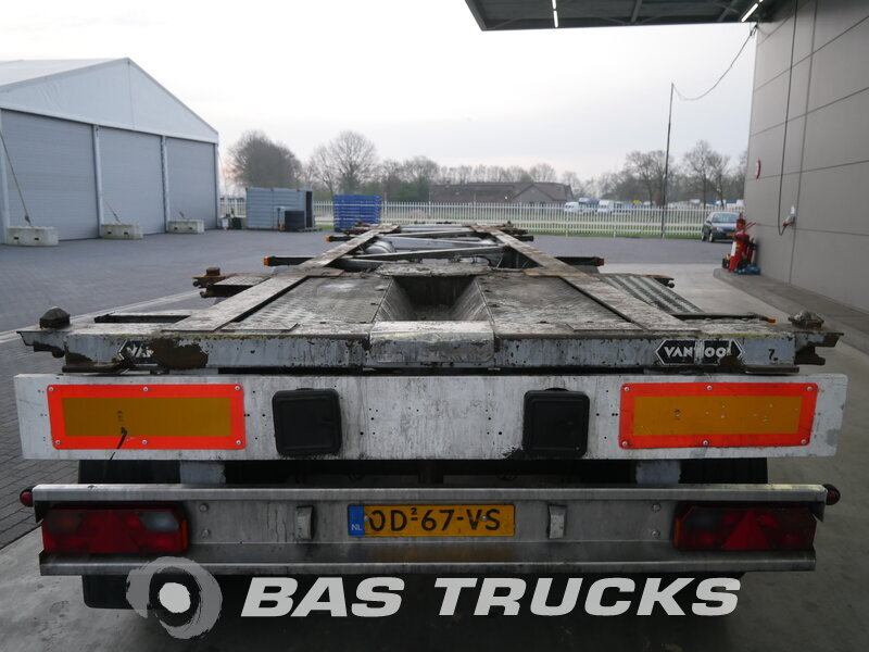 photo of Used Semi-trailer Van Hool 3B2005 3 Axels 1996