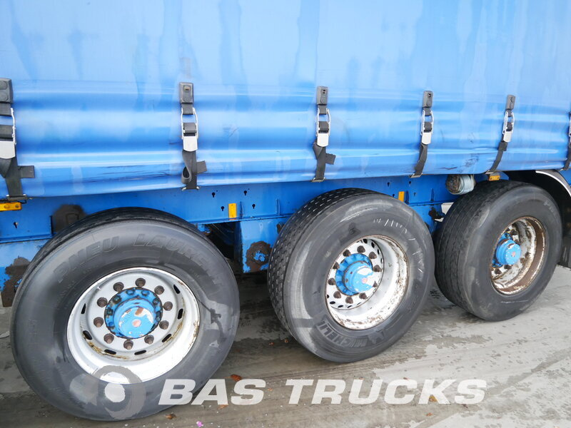 photo of Used Semi-trailer Van Hool 3B2010 Axels 1999