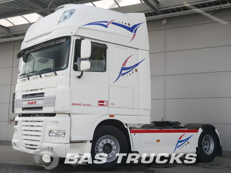 photo of Used Tractorhead DAF XF 105.510 SSC 4X2 2011