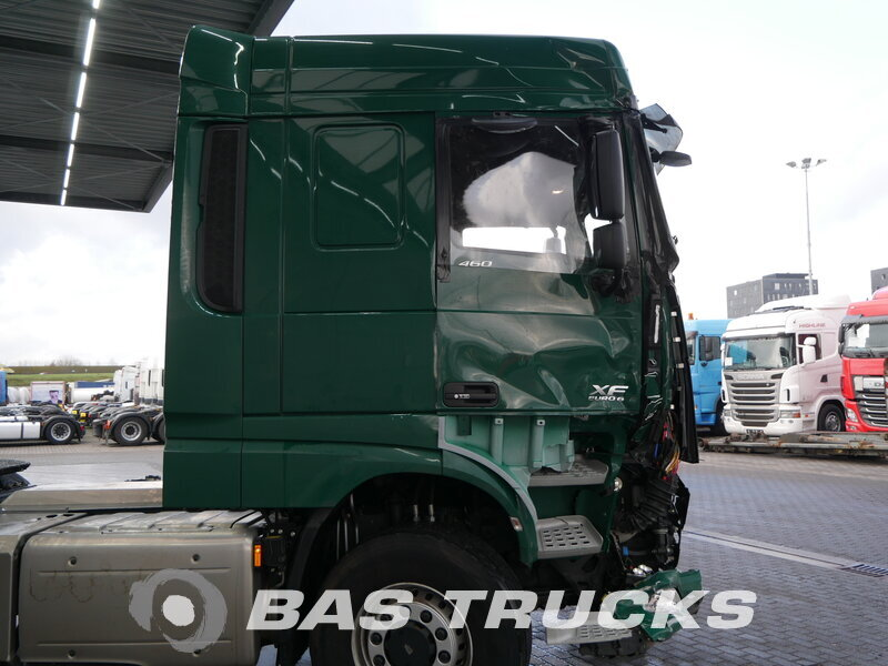 photo of Used Tractorhead DAF XF 460 4X4 HYDRODRIVE Unfall Fahrbahr 4X4 2017