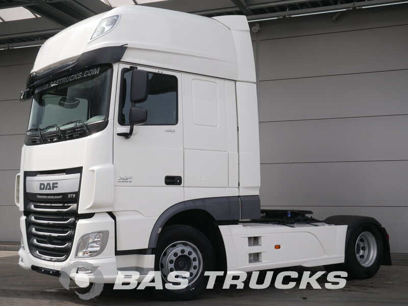 photo of Used Tractorhead DAF XF 460 SSC 4X2 2014