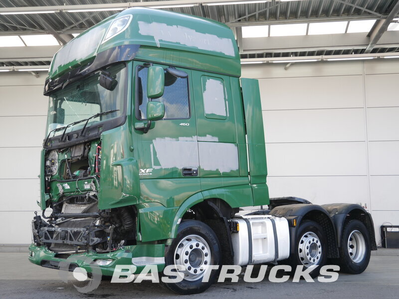 photo of Used Tractorhead DAF XF 460 SSC RHD Unfall 6X2 2016