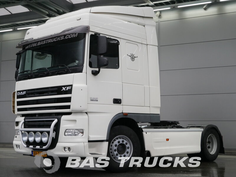photo of Used Tractorhead DAF XF105.410 4X2 2010