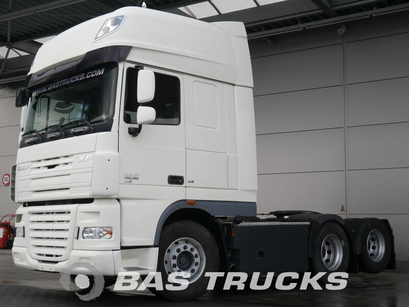 photo of Used Tractorhead DAF XF105.460 SSC 6X2 2010