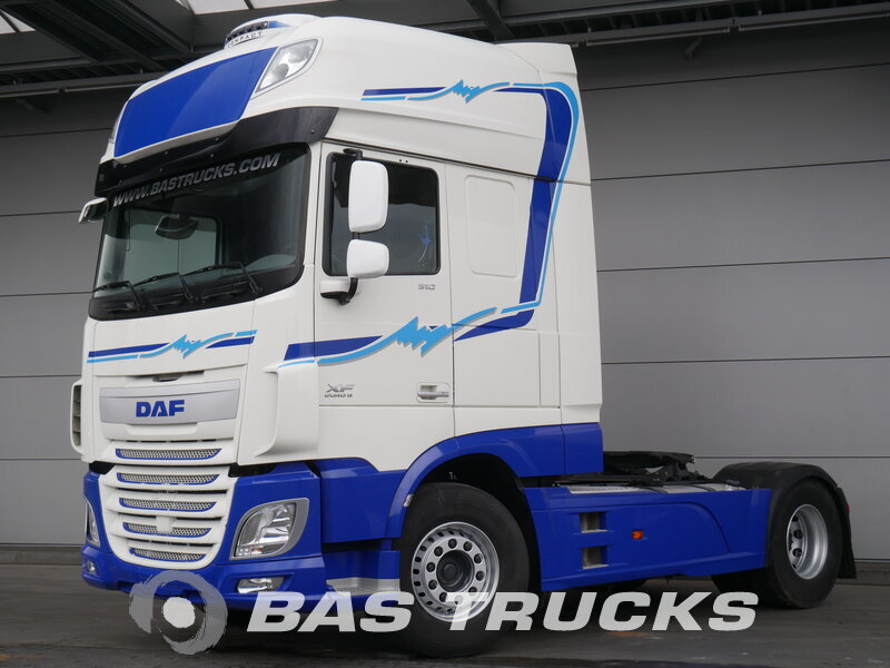 photo of Used Tractorhead DAF XF105.510 SSC 4X2 2014