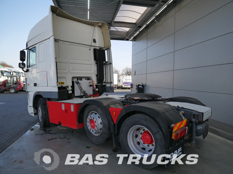 photo of Used Tractorhead DAF XF105.510 SSC 6X2 2008