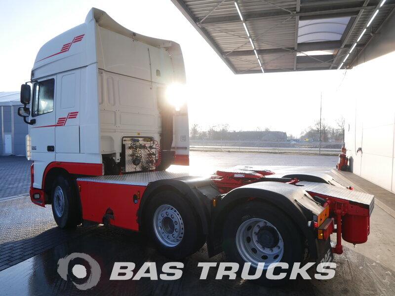 photo of Used Tractorhead DAF XF105.510 SSC 6X2 2012