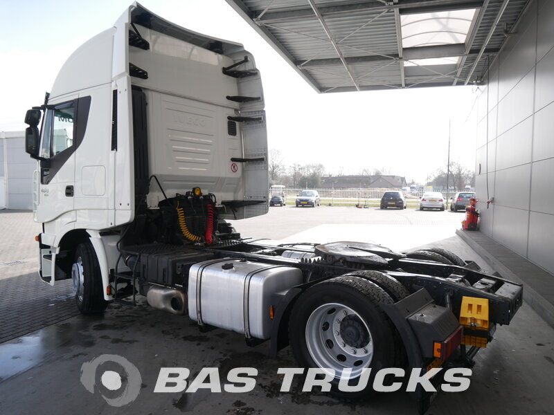 photo of Used Tractorhead IVECO Stralis AS440S46 4X2 2011