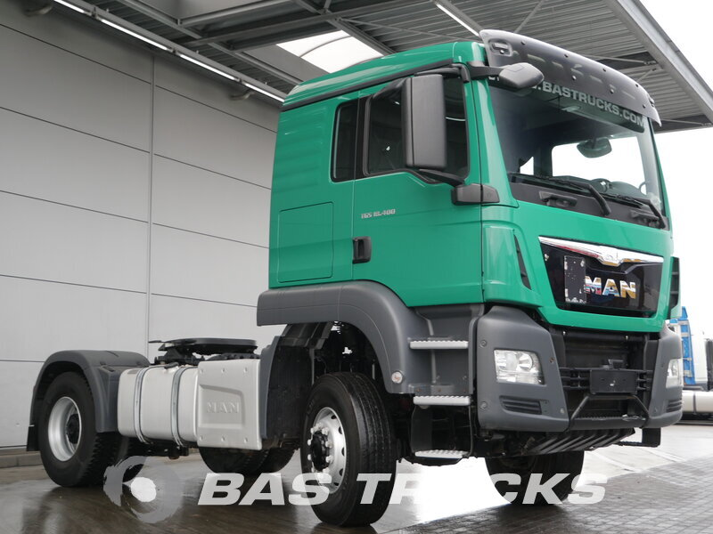 photo of Used Tractorhead MAN TGS 18.400 L 4X4 2015