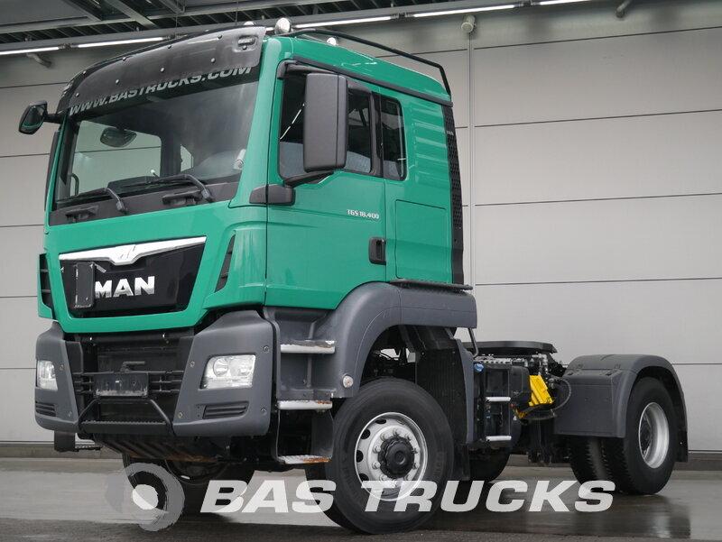 photo of Used Tractorhead MAN TGS 18.400 L 4X4 2015