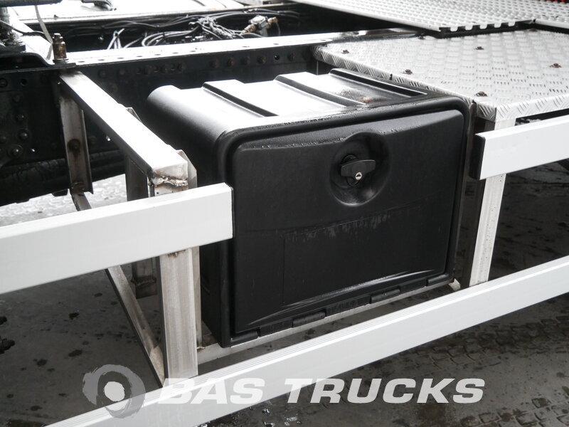 photo of Used Tractorhead MAN TGX 18.400 BLS 4X2 2008
