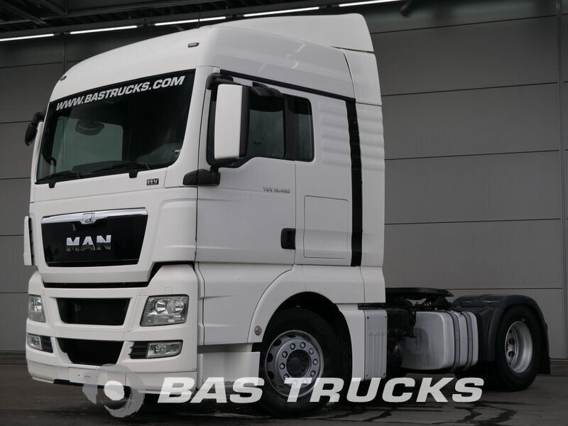 photo of Used Tractorhead MAN TGX 18.480 XLX 4X2 2013