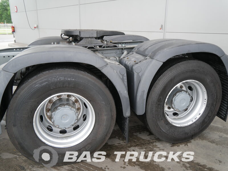 photo of Used Tractorhead MAN TGX 33.480 XLX 6X4 2013