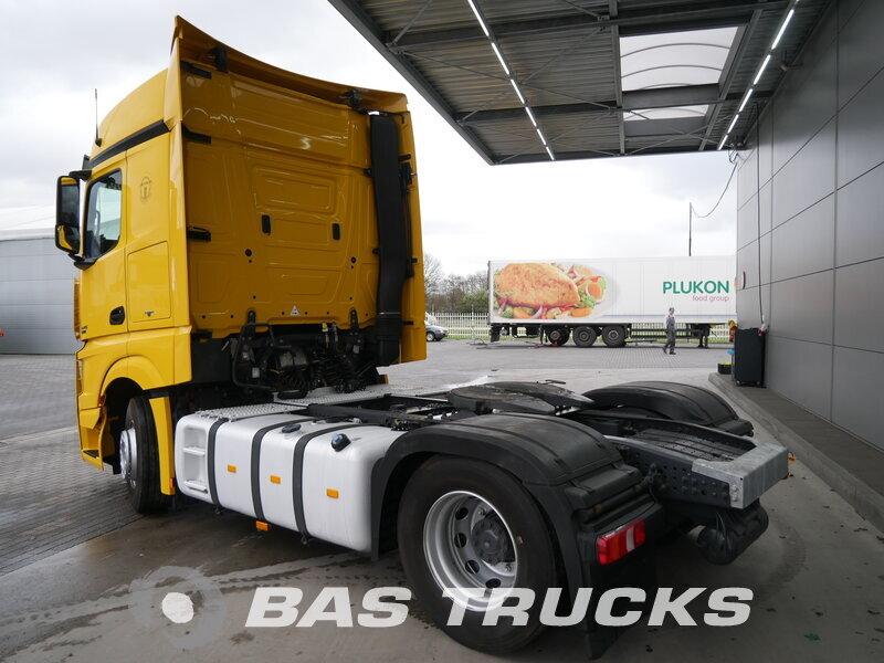 photo of Used Tractorhead Mercedes 1845 LS 4X2 2012