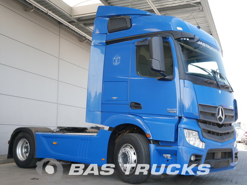 photo of Used Tractorhead Mercedes Actros 1842 LS 4X2 2012