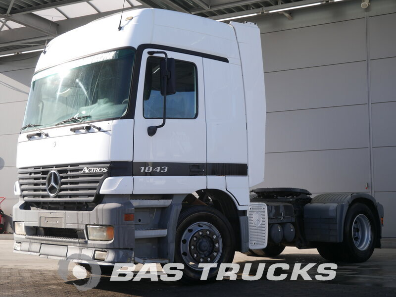 photo of Used Tractorhead Mercedes Actros 1843 LS 4X2 1999