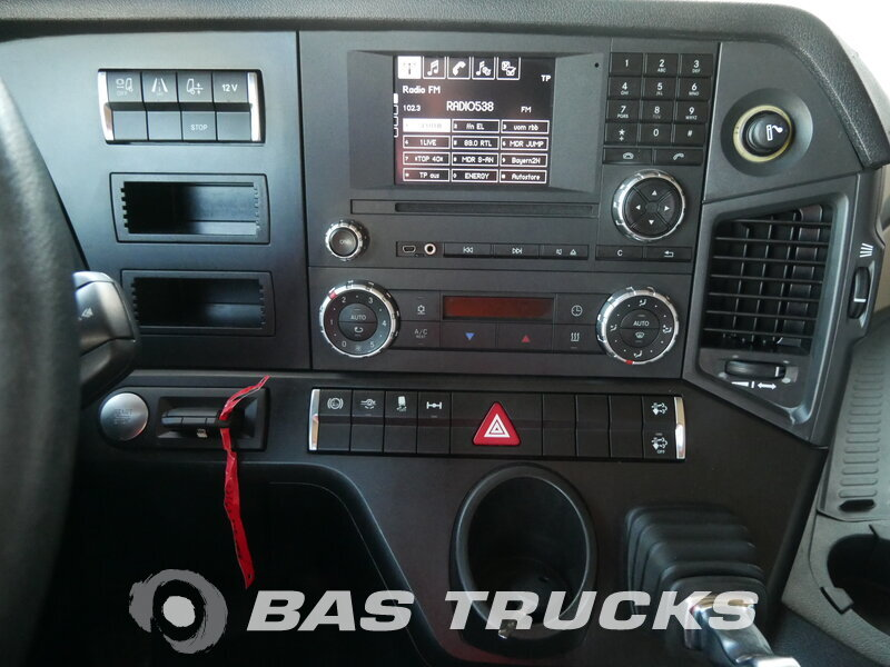 photo of Used Tractorhead Mercedes Actros 1843 LS 4X2 2013