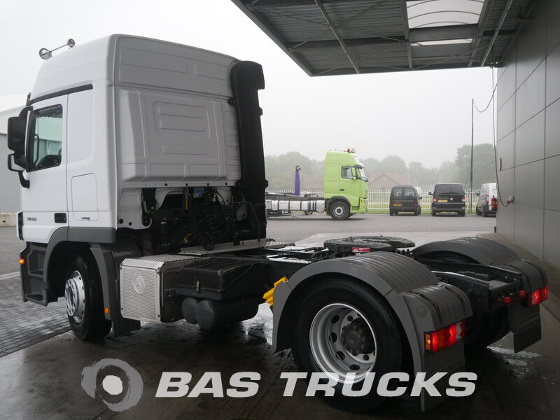 photo of Used Tractorhead Mercedes Actros 1846 LS 4X2 2013