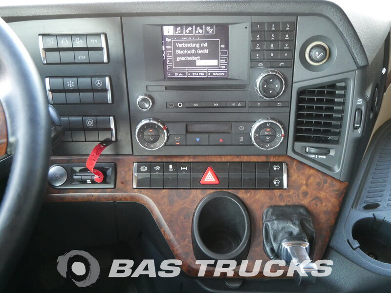 photo of Used Tractorhead Mercedes Actros 1851 LS 4X2 2013