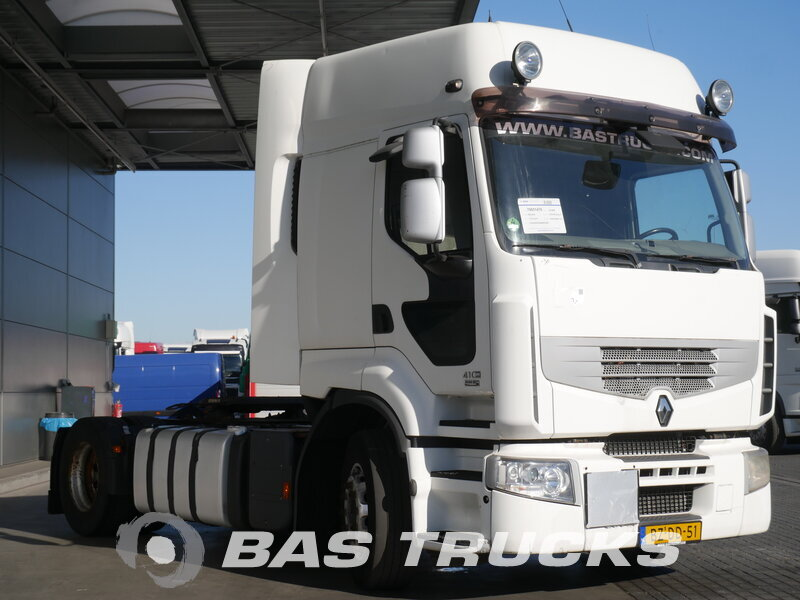 photo of Used Tractorhead Renault Premium 410 4X2 2006