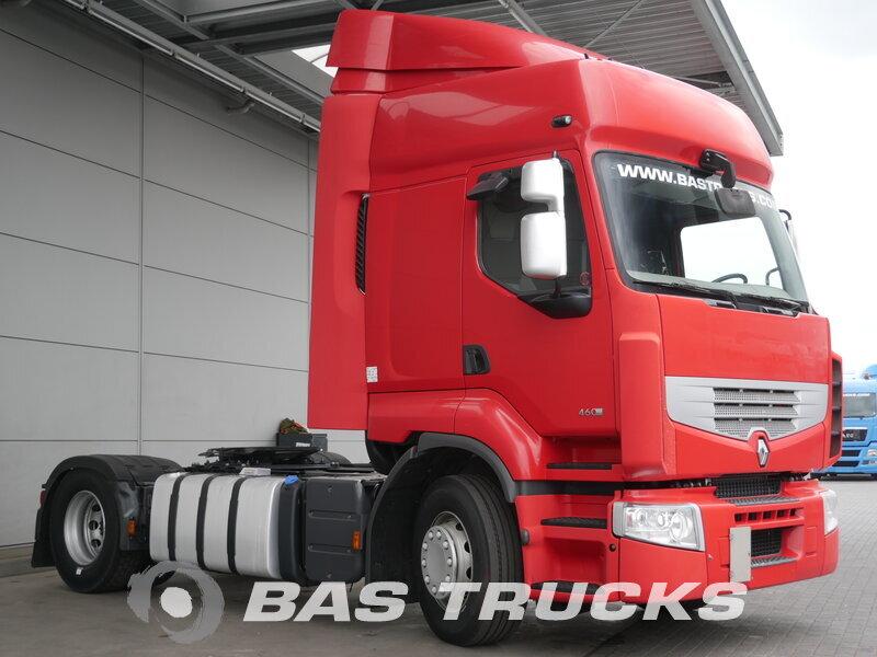 photo of Used Tractorhead Renault Premium 460 4X2 2014