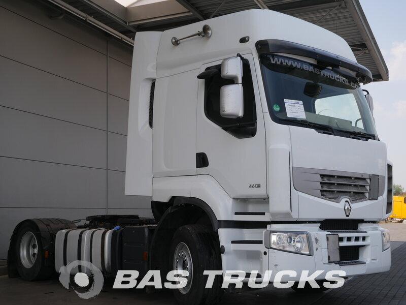 photo of Used Tractorhead Renault Premium 460 DXi 4X2 2010