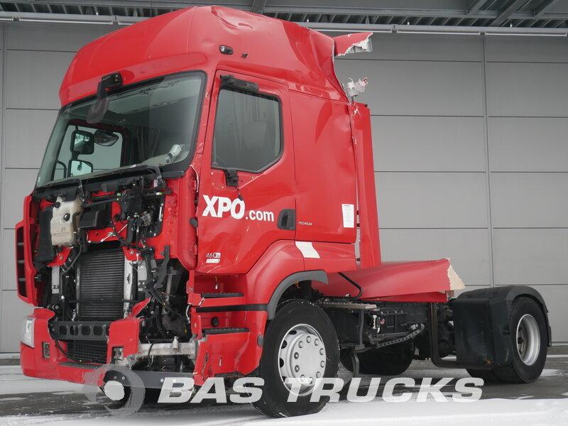 photo of Used Tractorhead Renault Premium 460 DXi Unfall Fahrbereit 4X2 2013