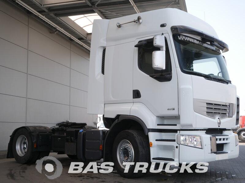 photo of Used Tractorhead Renault Premiun 460 DXi 4X2 2011