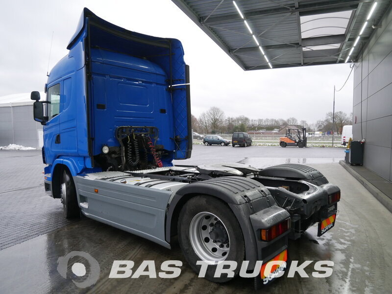 photo of Used Tractorhead Scania G400 4X2 2012