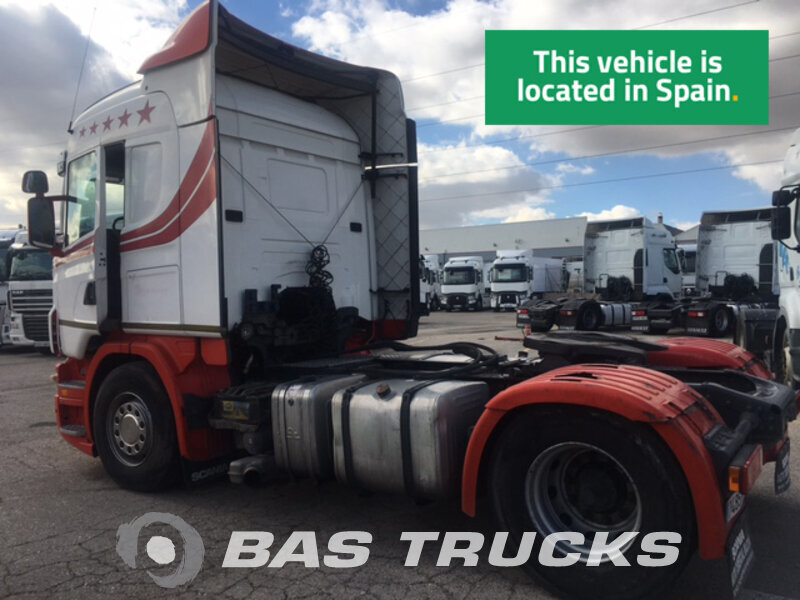 photo of Used Tractorhead Scania G440 4X2 2011