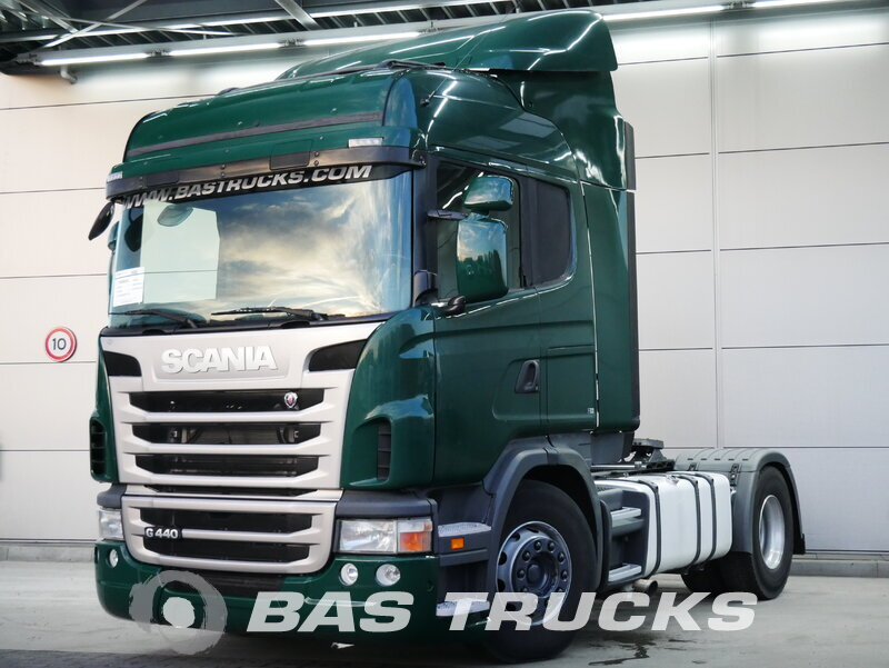 photo of Used Tractorhead Scania G440 4X2 2012