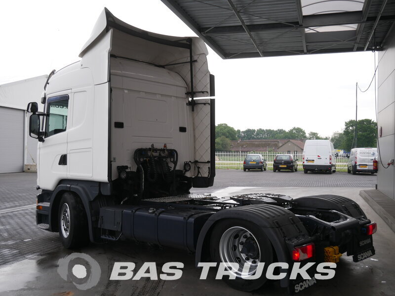 photo of Used Tractorhead Scania G450 4X2 2014