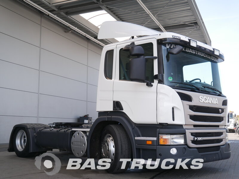 photo of Used Tractorhead Scania P320 4X2 2013