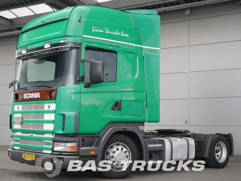 photo of Used Tractorhead Scania R114 4X2 2002