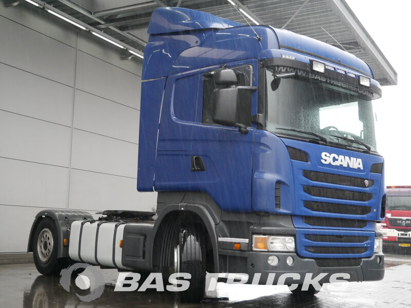 photo of Used Tractorhead Scania R400 4X2 2010