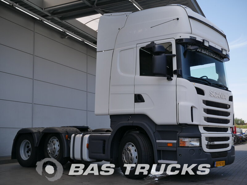 photo of Used Tractorhead Scania R400 6X2 2010