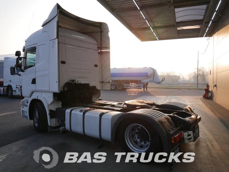 photo of Used Tractorhead Scania R420 4X2 2008