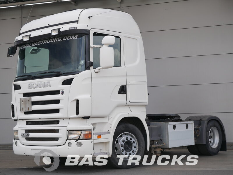 photo of Used Tractorhead Scania R420 4X2 2008