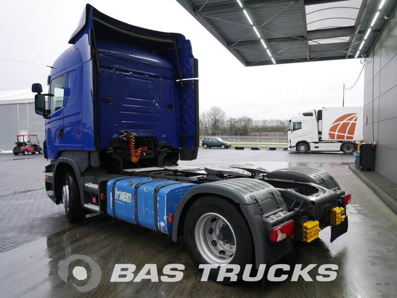 photo of Used Tractorhead Scania R420 4X2 2011