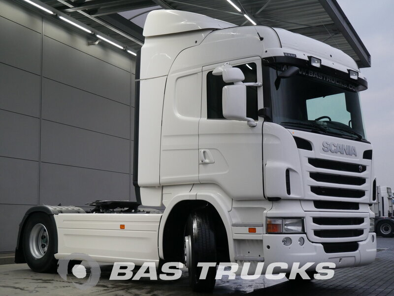 photo of Used Tractorhead Scania R420 4X2 2012