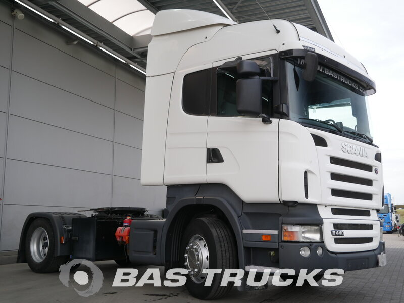 photo of Used Tractorhead Scania R440 4X2 2009