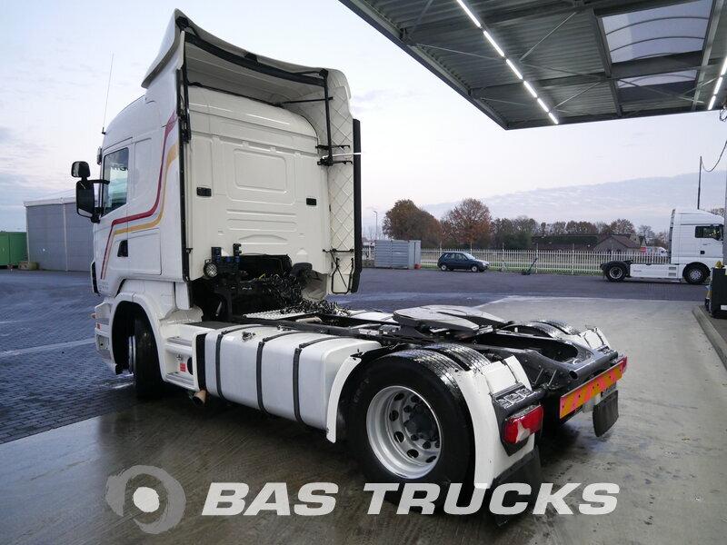 photo of Used Tractorhead Scania R440 4X2 2011