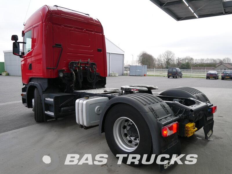 photo of Used Tractorhead Scania R450 4X2 2014