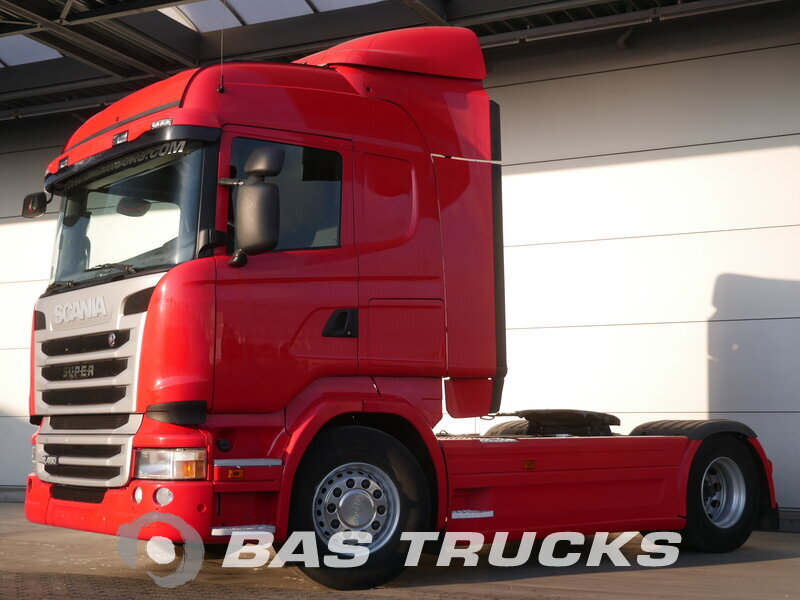 photo of Used Tractorhead Scania R450 4X2 2015