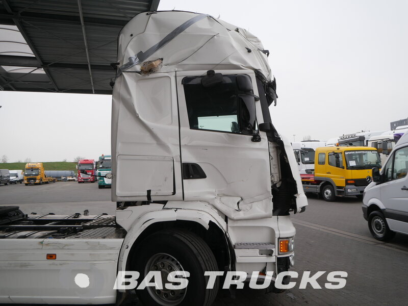 photo of Used Tractorhead Scania R450 Unfall Fahrbereit 4X2 2015