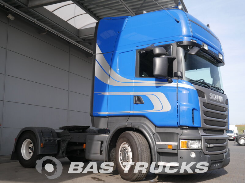 photo of Used Tractorhead Scania R480 4X2 2013