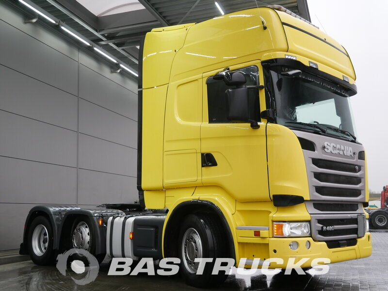 photo of Used Tractorhead Scania R480 6X2 2014